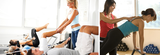 OrthoSport Physical Therapy Las Vegas Pilates Clinic
