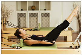 OrthoSport Physical Therapy Pilates